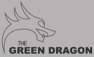 The Green Dragon Pub – Cambridge Logo